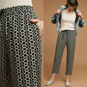 Anthropologie Byrd Tapered Pants